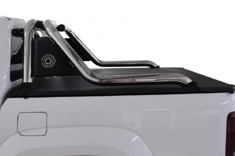 Amarok Sycor Sports Bar Stainless with Steel Plate | Airite